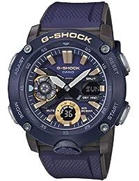 CASIO Mens Analogue-Digital Quartz Watch with Resin Strap GA-2000-2AER