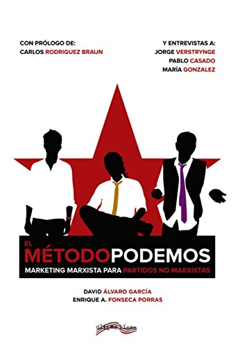 El Método Podemos: Marketing marxista para partidos no marxistas por David Álvaro Garcia