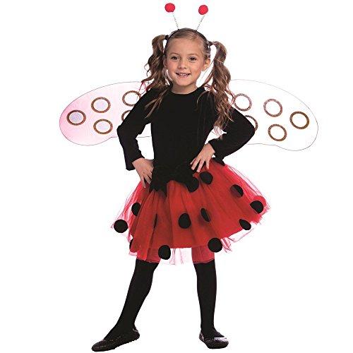 Dress Up America Marienkäfer Kostüm Set für ()