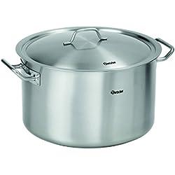 Bartscher grill 100445 faitout 30 l