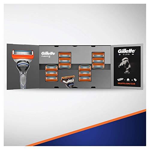 Gillette Fusion5 Rasierklingen, 16Stück, Briefkastenfähige Verpackung