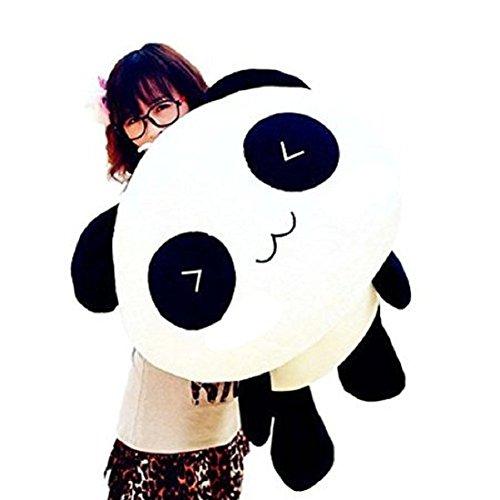 YunNasi 70cm Panda Peluche Jouet d'Enfant Coussin Décoratif