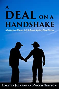 A Deal on a Handshake (English Edition) von [Jackson, Loretta, Britton, Vickie]