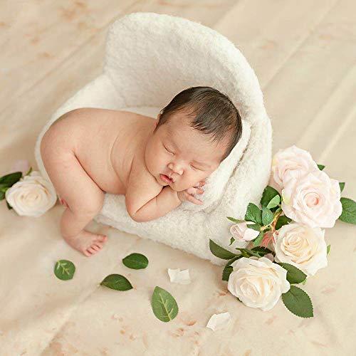 Decdeal Baby Foto Props Sofa Neugeborenen Fotografie Requisiten für 0-12 Monate Baby