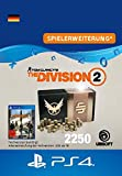 Tom Clancy's The Division 2 - 2250-Premium-Credits-Paket - 2250 Credits DLC | PS4 Download Code - deutsches Konto