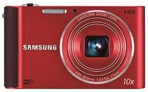 Samsung ST200F Appareil photo numérique 16 Mpix Wifi Rouge