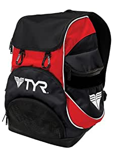 Small Alliance Team Backpack II - Black and Red