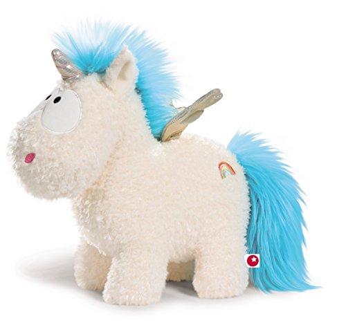 Nici-401050-Licorne-Rainbow-Flair-debout-avec-ailes-peluche-32-cm