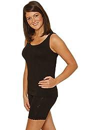 OCTAVE® sous-vêtements thermiques pour femme: t-shirt / tricot à manches courtes