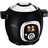 Tefal Cook4Me Connect CY703840 6L Multi-Cooker (Black)