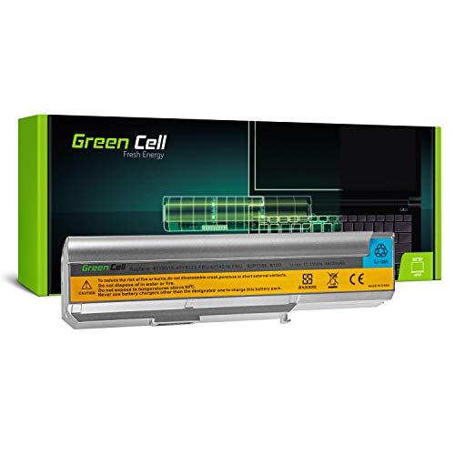 Green Cell Standard Serie 42T5212 Laptop Akku für Lenovo 3000 N100 N200 C200 (6 Zellen 4400mAh 11.1V Silber) - C200 Series Akku
