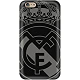 Excellent Design Real Madrid Fc Logo Case Cover For Iphone 6