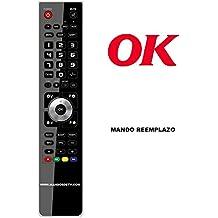 Mando a distancia Especifico para Television Tv OK - Reemplazo