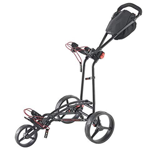 Big Max Autofold X Chariot de Golf (Noir)