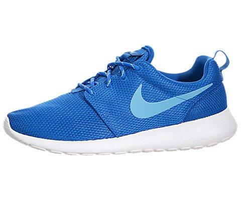 Nike-Roshe-One-Scarpe-da-corsa-da-donna-blu-BlueWhite-375-EU-F