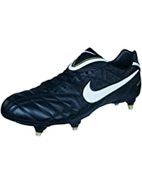 super popular dbf8c 6178a Nike Tiempo Legend III Soft Ground Football Boots Black