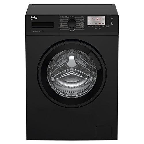 Beko WTG721M1B A+++ Rated 7kg 1200 Spin 15 Programmes Washing Machine in Black