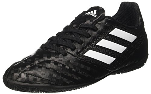 adidas Ace 17.4 In J, Chaussures de Football Entrainement garçon Noir (Core Black/footwear White/core Black)