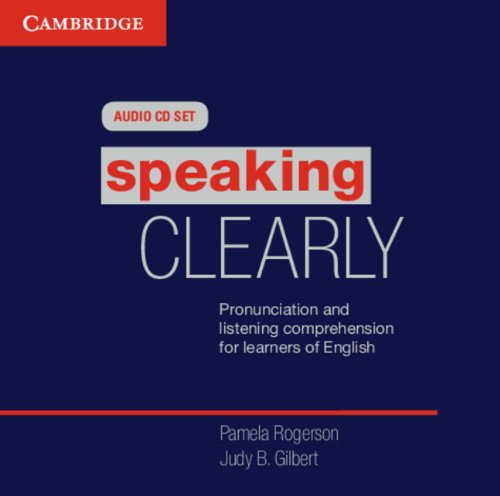 Speaking Clearly Audio CDs (3) por Pamela Rogerson