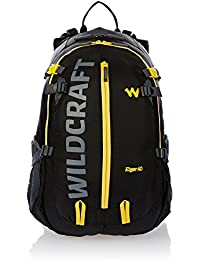 Wildcraft Polyester Black Trekking Backpack (Eiger : Wildcraft : Black)