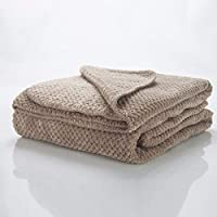 wangjian& Manta de Invierno Mantas de Franela Super Suave Fluffy Warm Throws para Cama para sofá