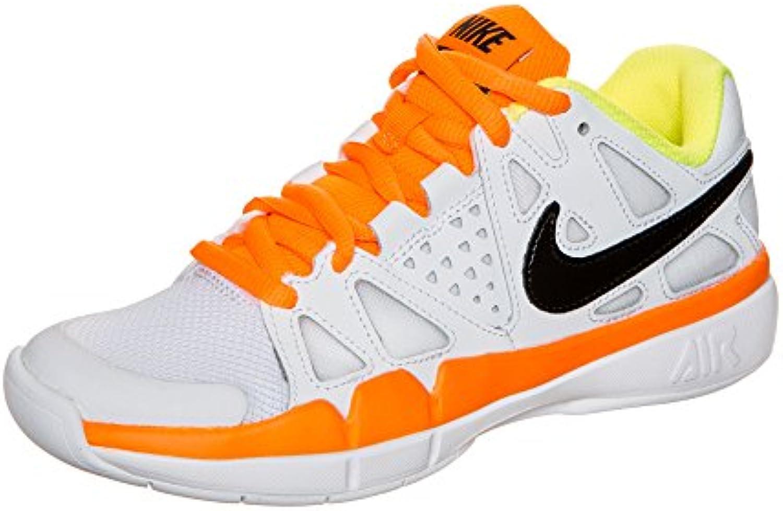Nike   Air Vapor Advantage Carpet Herren Tennisschuh (weissszlig/orange) 5