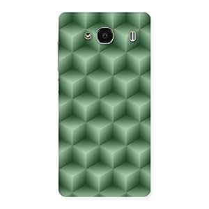 Neo World Green Pentagrams Back Case Cover for Xiaomi Redmi 2s