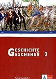 Geschichte und Geschehen 3. Ausgabe Baden-Württemberg Gymnasium: Schülerband Klasse 8 (Geschichte und Geschehen. Sekundarstufe I)