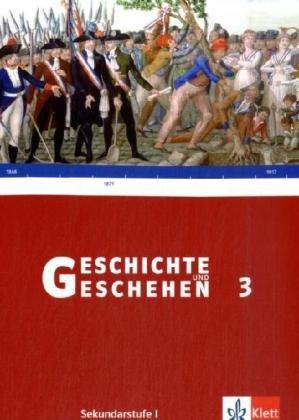 Geschichte und Geschehen – aktuelle Ausgabe / Ausgabe für Baden-Württemberg / Schülerbuch 8. Schuljahr