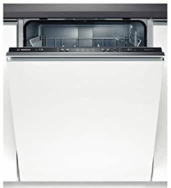 Bosch SMV41D00EU Entièrement intégré 14places A+ lave-vaisselle - Lave-vaisselles (Entièrement intégré, Acier inoxydable, 14 places, 48 dB, A, Économie, Intensif, Normal, Rapide)