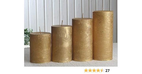 CoolCrafts 6 St/ück Kerze Blechdosen mit Deckel Kerzenherstellung Kit Kerzen Container Dekorative Tins Speicher f/ür Tee S/ü/ßigkeiten