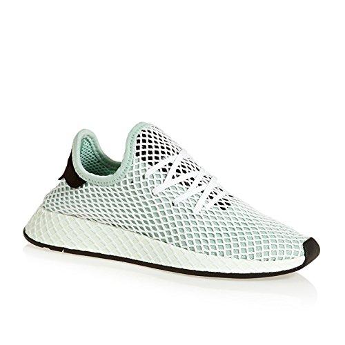 adidas Deerupt Runner Damen Sneaker Grün (Herz Adidas)
