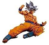 Dragon Ball Figura de Colección 20cm Goku Son GOKOU Ultra Instinct FES!! Vol. 8 Dragonball BANPRESTO Japan