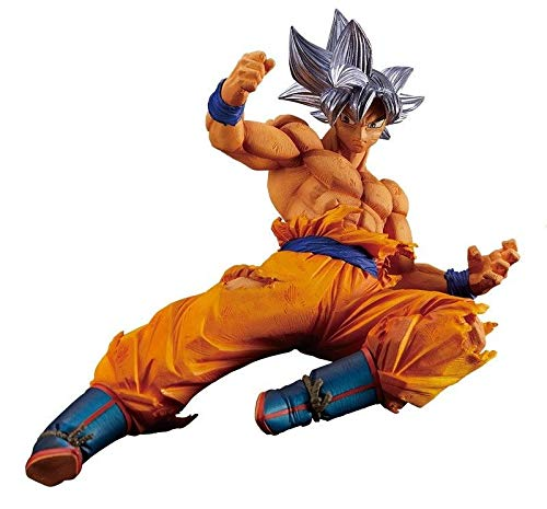 Dragon Ball Collection Figure 20cm Goku Son GOKOU Ultra Instinct FES !! Vol. 8 Dragonball BANPRESTO Japan