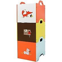 amazon.it: contenitori giochi bambini - Scaffali Per Bambini