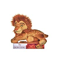 "Disney 375 37287 10"" The Lion King Boxed Adult Simba Soft Toy, Nylon/A"