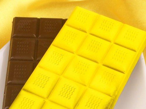 e - gelb 100 ml (Gelbe Schokolade)