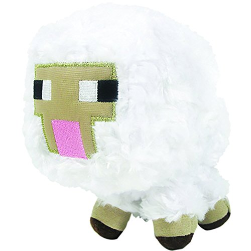 Minecraft - Oveja de peluche (Character Options 16527)