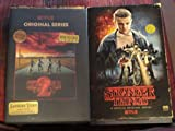 Stranger Things Season 1-2 DVD / Blu Ray Bundle