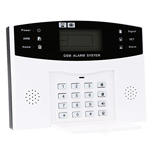 Alarma GSM SMS inalámbrica