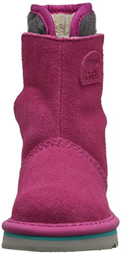 Sorel CHILDRENS NEWBIE, Bottes en caoutchouc à tige basse et doublure chaude mixte enfant Rose (Glamour 640)
