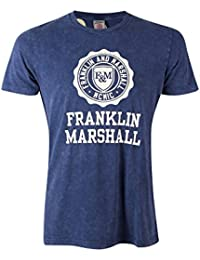 Franklin & Marshall TSMF352 Logo Chest T-shirt
