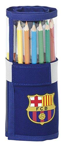 Futbol Club Barcelona Kimmidoll – Estuche portatodo Doble (SAFTA 811747513)