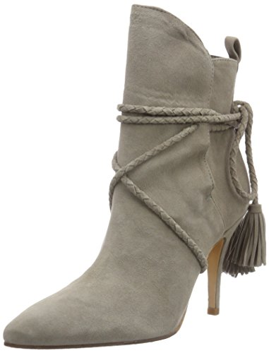 Schutz Natural Folk, Stivaletti Donna, Grau (Mouse), 37|#Women