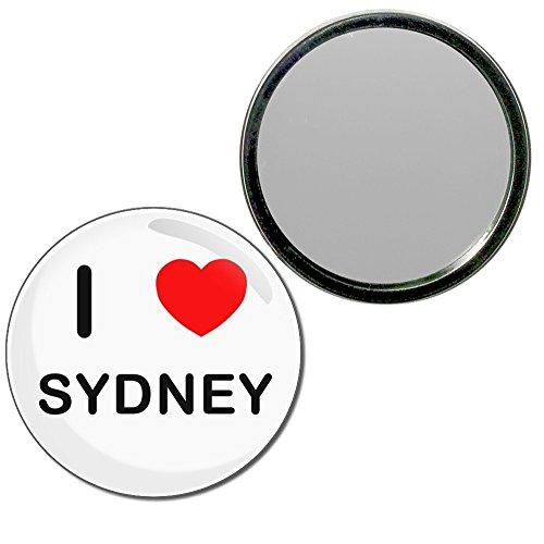 i-love-sydney-55-millimetri-specchio-rotondo-compatto
