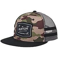 Burton Herren Bayonette Snapback Kappe