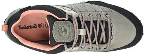 Timberland Greeley Approach, Scarpe Low-Top Donna Grigio