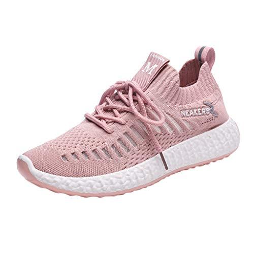 Zapatos Mujer,ZARLLE Zapatillas Running Mujer Zapatillas