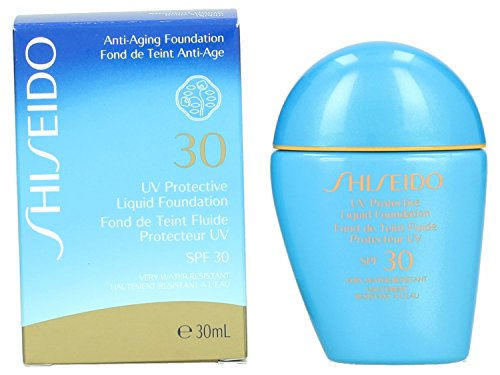 Shiseido Sun Protection UV Protective Liquid Foundation SPF30 n. SP60 Medium Beige