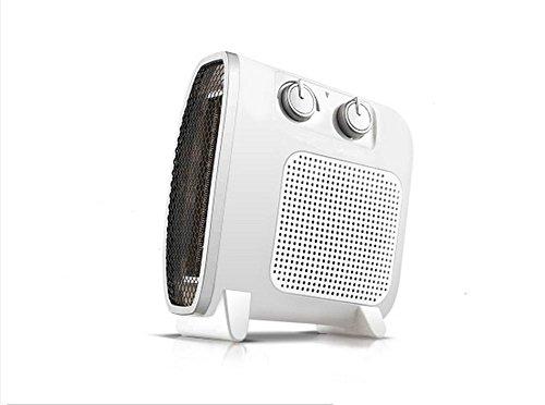 MTTLS Mini calentador Creative Home Office Desktop Calentador respetuoso del medio ambiente Mute Calentador portátil, 2